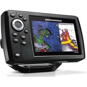 HUMMINBIRD HELIX 5 CHIRP GPS G2. Обзор картплоттера-эхолота с технологией сканирования CHIRP