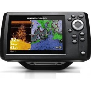 HUMMINBIRD HELIX 5 CHIRP SI GPS G2. Обзор эхолота со встроенным GPS-модулем